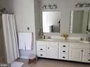 Master Bathroom - 225 ASPEN TRL, WINCHESTER