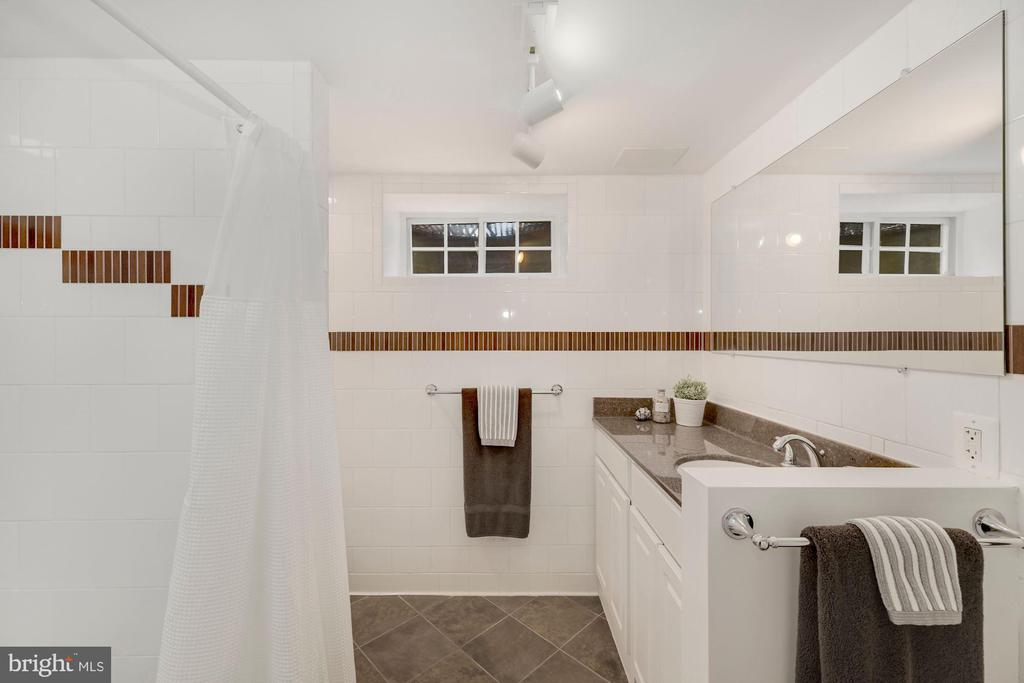 Lower Level Bath - 710 N NELSON ST, ARLINGTON