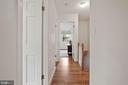 Upper level hallway - 710 N NELSON ST, ARLINGTON