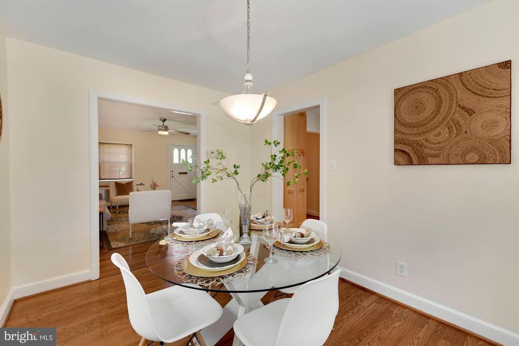 Dining Room - 710 N NELSON ST, ARLINGTON