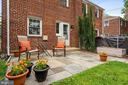 Back patio - 710 N NELSON ST, ARLINGTON