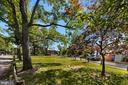 House backs to Gum Ball Park - 710 N NELSON ST, ARLINGTON