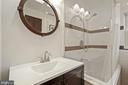 Renovated Upper Level Bath - 710 N NELSON ST, ARLINGTON