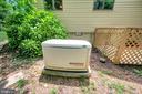 whole house generator - 205 PINE VALLEY RD, LOCUST GROVE