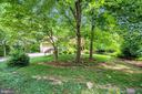 Nestled back on the lot privacy - 205 PINE VALLEY RD, LOCUST GROVE