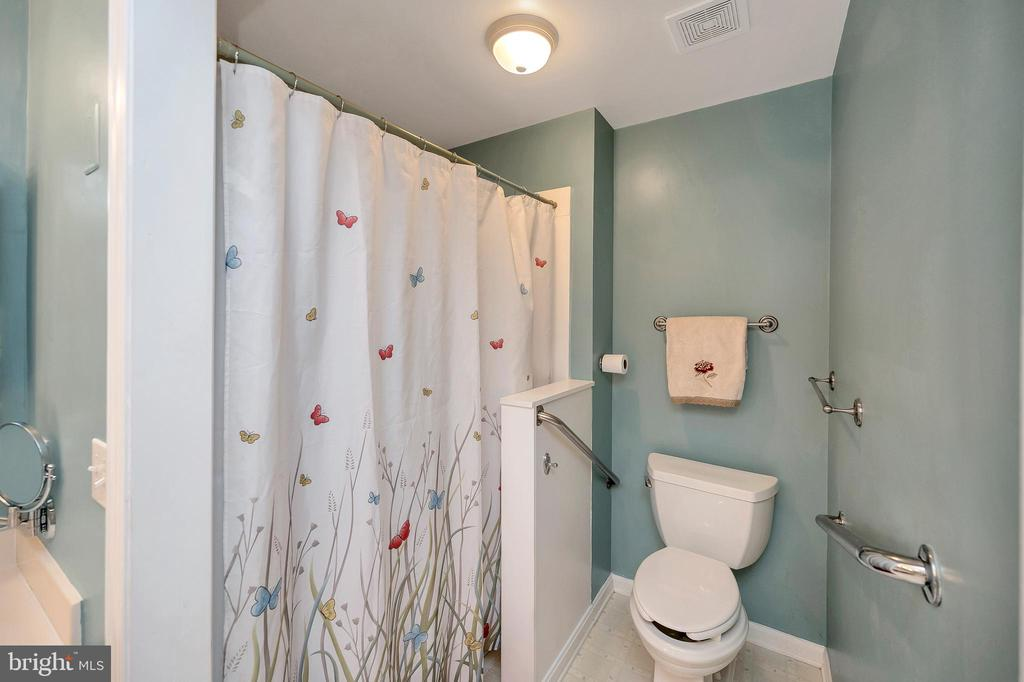 Primary bath lav area - 205 PINE VALLEY RD, LOCUST GROVE