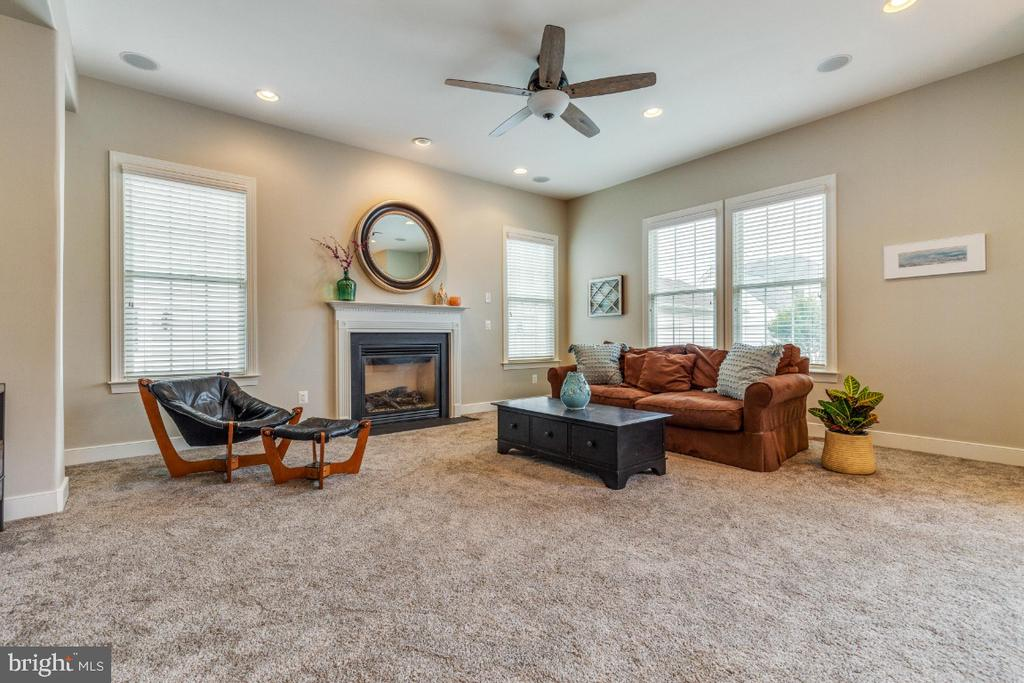 Great Family Room - 41873 REDGATE WAY, ASHBURN