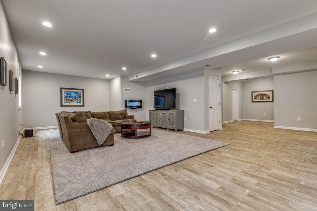 Beautiful New Rec Room in January 2021 - 41873 REDGATE WAY, ASHBURN