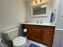 Bathroom 2 on second level - 5919 VERNONS OAK CT, BURKE
