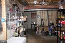 Basement - 8235 WALNUT RIDGE RD, FAIRFAX STATION