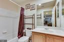 Full bathroom 3 - 4525 MOSSER MILL CT, WOODBRIDGE