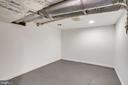 Lower level storage space - 728 20TH ST S, ARLINGTON