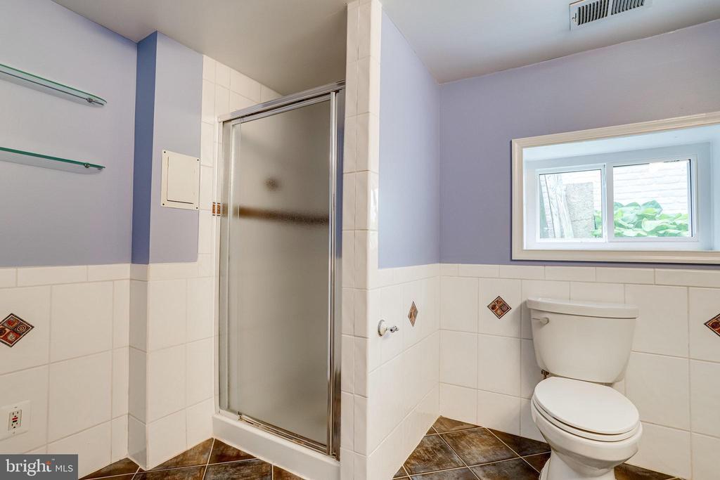 Lower level full bathroom - 728 20TH ST S, ARLINGTON