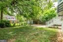 Backyard - 728 20TH ST S, ARLINGTON