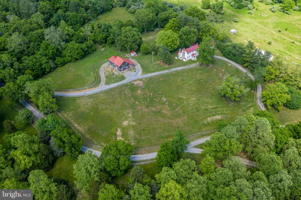 Property and 5 acres - 675 LIME MARL LN, BERRYVILLE