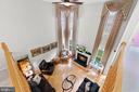 2 Story Family Room - 17318 ARROWOOD PL, ROUND HILL