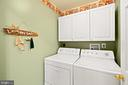 Main Level Laundry Room - 17318 ARROWOOD PL, ROUND HILL