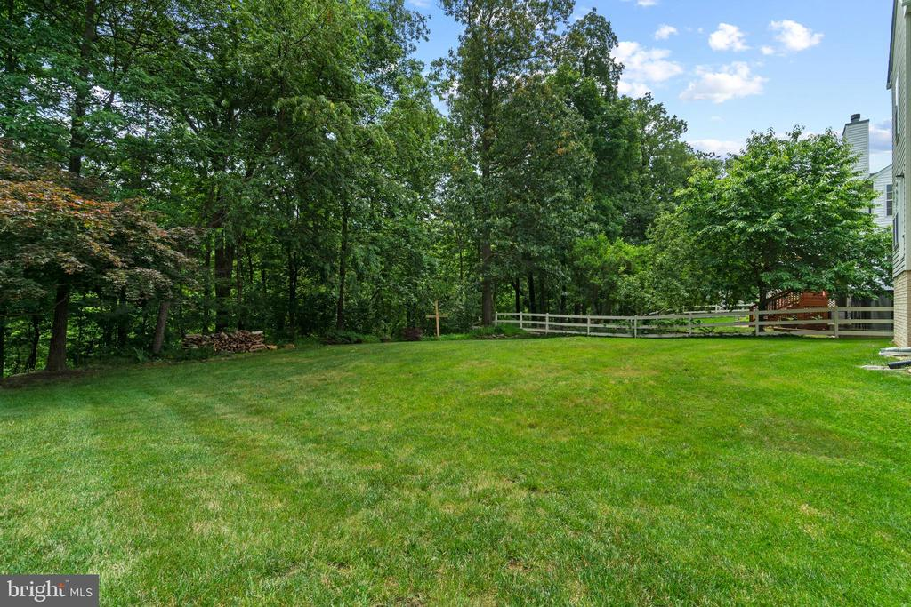 Backs to  Trees - 17318 ARROWOOD PL, ROUND HILL