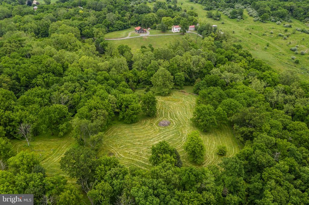 Additional 15 acre parcel - 675 LIME MARL LN, BERRYVILLE