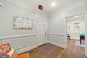 Foyer / Reception Area - 213 LOUDOUN ST SW, LEESBURG