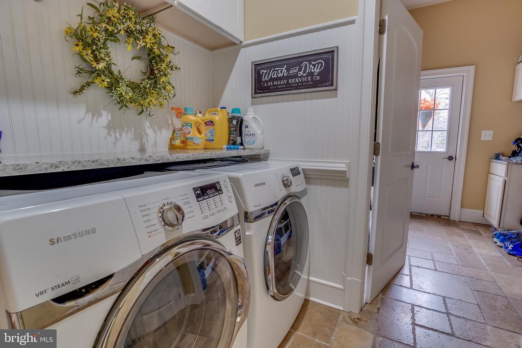 Laundry Room - 11450 QUAILWOOD MANOR DR, FAIRFAX STATION
