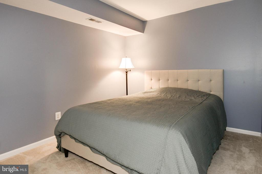 Lower Level Room (Currently Bedroom #3) - 1211 HERITAGE COMMONS CT, RESTON