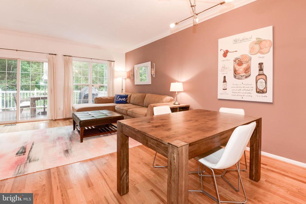Dining Room - 1211 HERITAGE COMMONS CT, RESTON