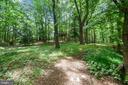 Stonescapes and path galore! - 1515 STUART RD, RESTON