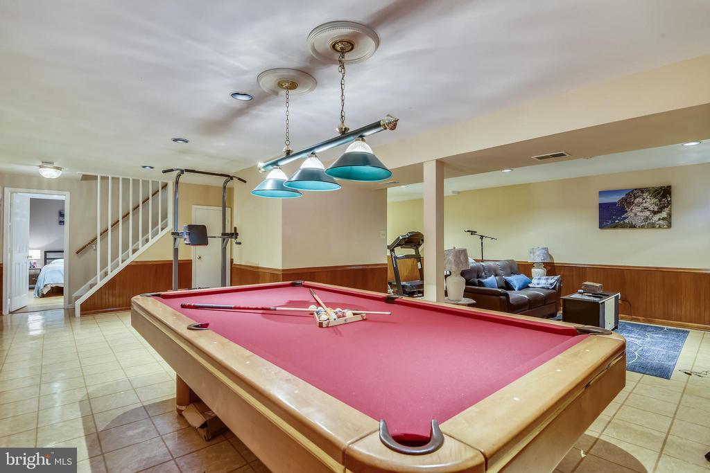 Pool Table Conveys - 1515 STUART RD, RESTON