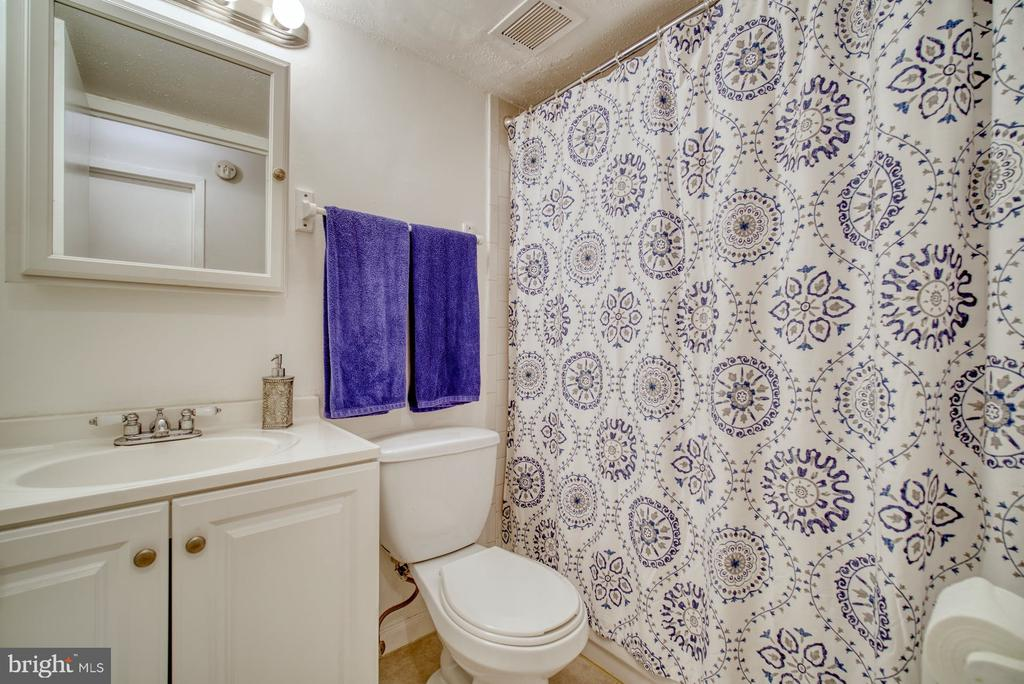 Full Bathroom - 11236 CHESTNUT GROVE SQ #164, RESTON