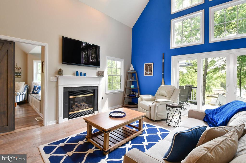 Cozy Gas Fireplace - 16009 CARRINGTON CT, MINERAL