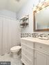 Primary Bath - 16009 CARRINGTON CT, MINERAL