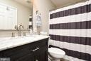 Primary Bath Main Level - 16009 CARRINGTON CT, MINERAL