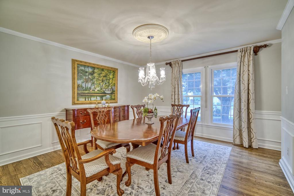 Formal Dining Room - 45838 CABIN BRANCH DR, STERLING