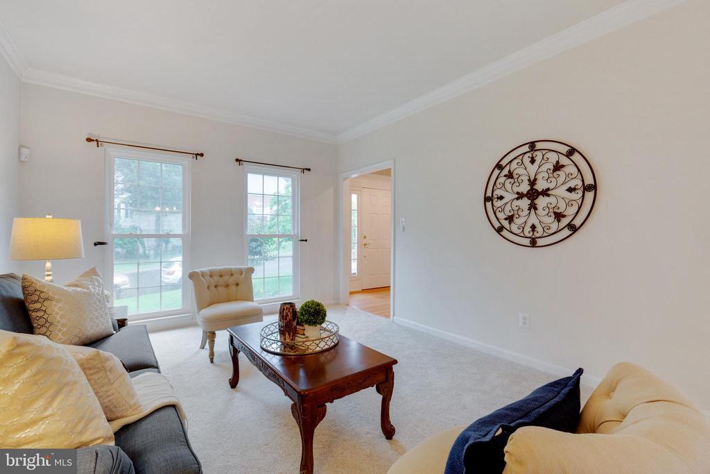 Living Room - 4266 WILTSHIRE PL, DUMFRIES