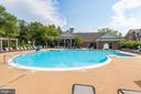 Pool - 12090 CHANCERY STATION CIR, RESTON