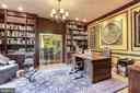 Private study -functional and cozy retreat - 1342 POTOMAC SCHOOL RD, MCLEAN