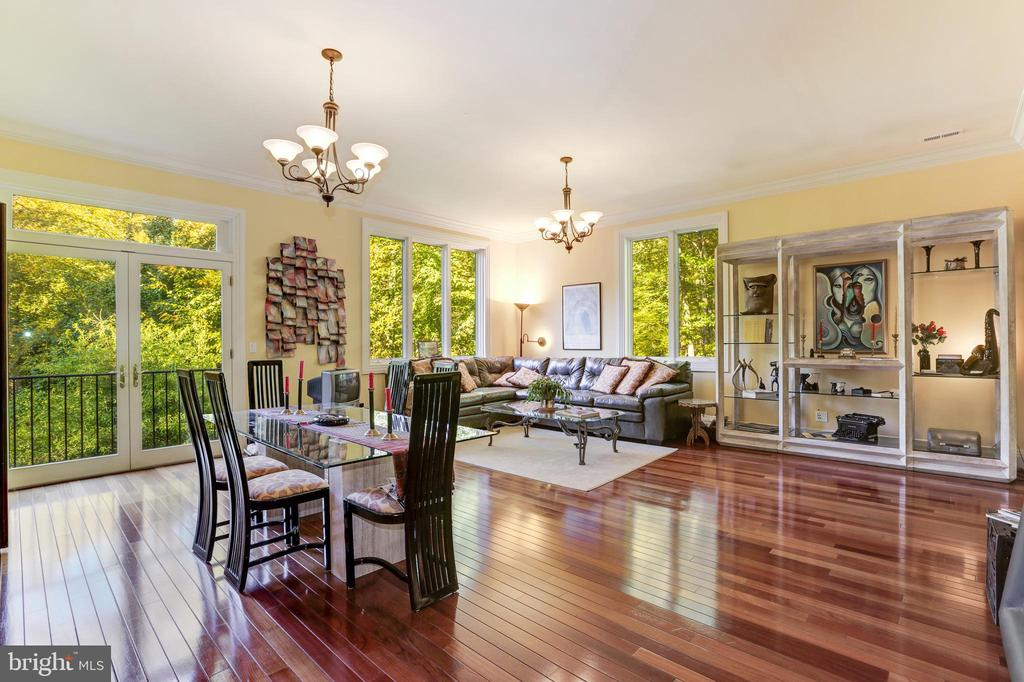 Private suite on main level, ideal for in-laws - 1342 POTOMAC SCHOOL RD, MCLEAN