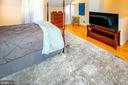 4th level bedroom - 5000 DONOVAN DR, ALEXANDRIA