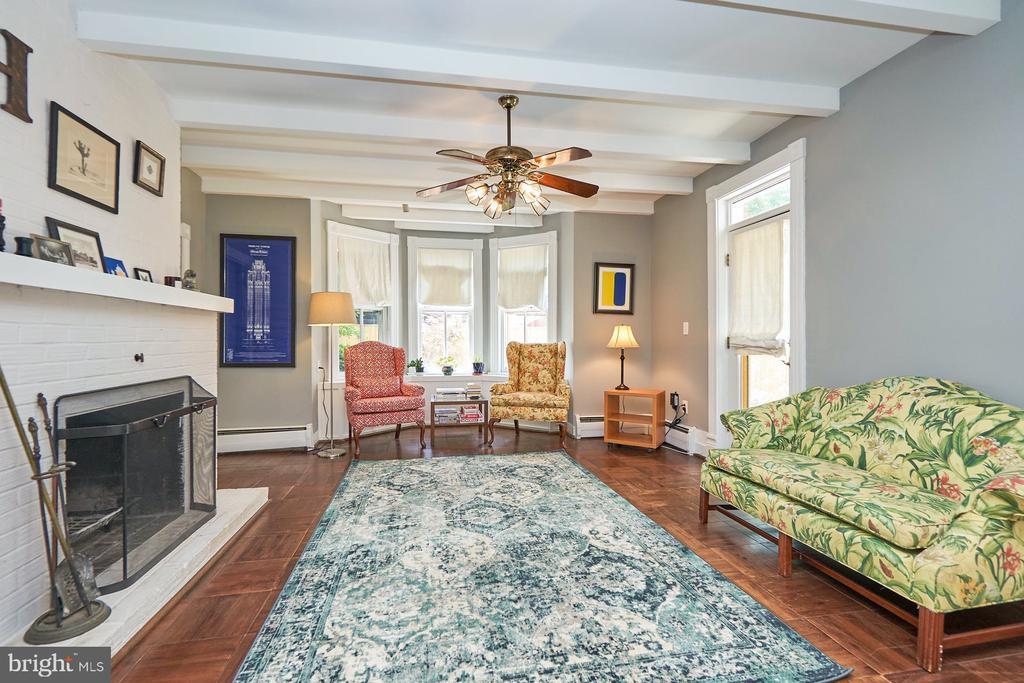 Formal Living Room - 9012 GRANT AVE, MANASSAS