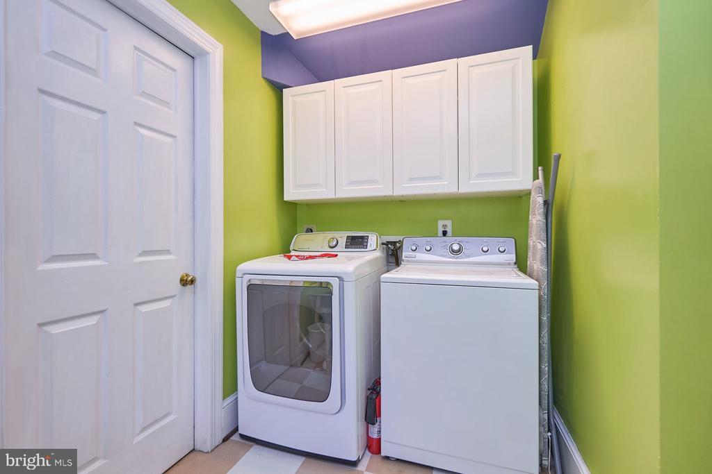 Laundry - 9012 GRANT AVE, MANASSAS