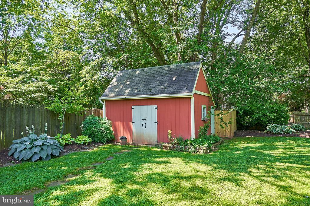 Rear Shed - 9012 GRANT AVE, MANASSAS