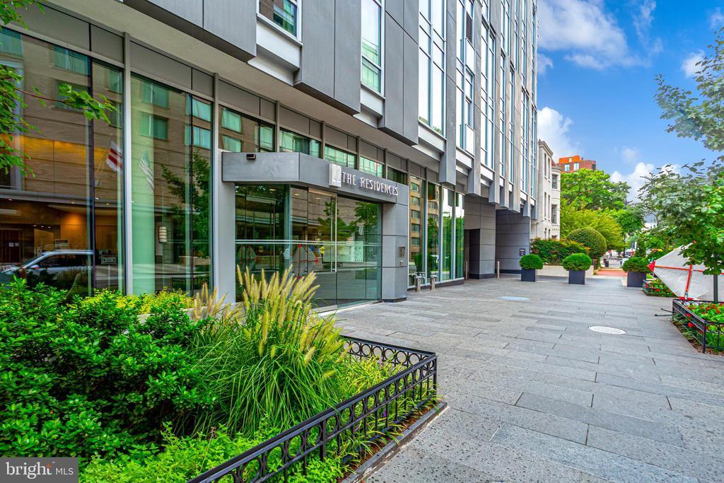 BUILDING ENTRANCE - 1177 22ND ST NW #8G, WASHINGTON