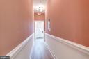 Hallway - 1737 11TH ST NW #100, WASHINGTON