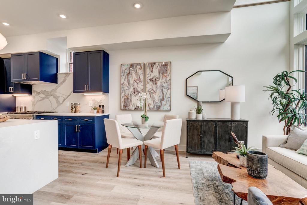 Open Floor Plan - 1737 11TH ST NW ##200, WASHINGTON