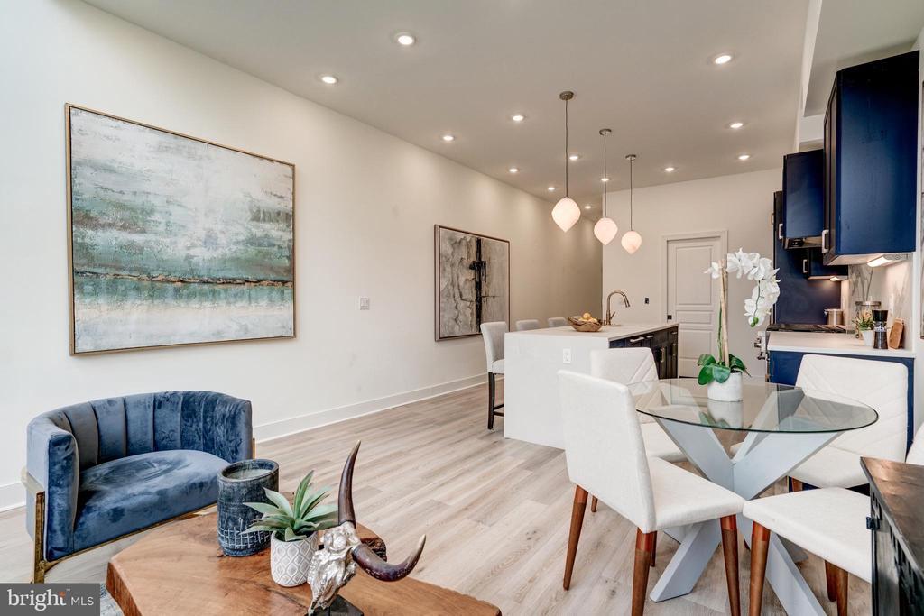White Oak Flooring - 1737 11TH ST NW ##200, WASHINGTON