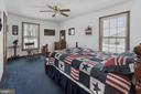 3rd of 4 bedrooms on upper level of home - 11829 CASH SMITH RD, KEYMAR