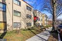 Building Exterior - 4555 MACARTHUR BLVD NW #G6, WASHINGTON