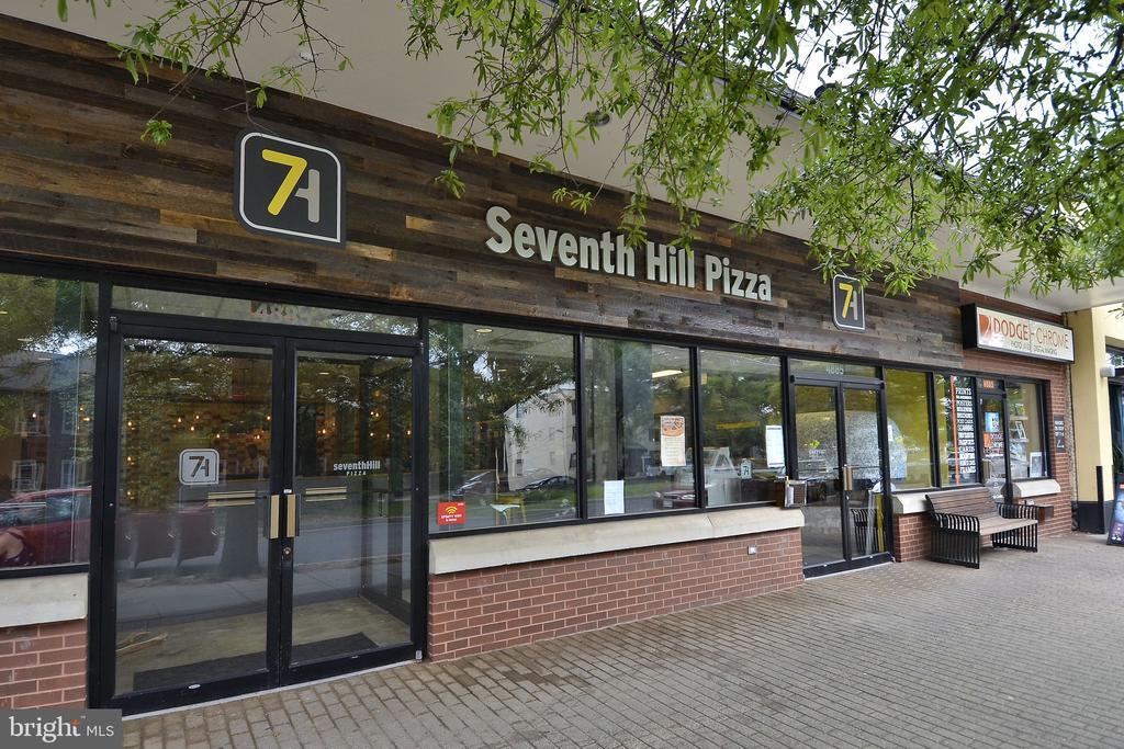 Local Restaurant 2 - 4555 MACARTHUR BLVD NW #G6, WASHINGTON