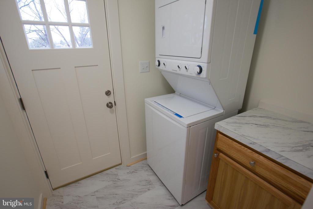 Laundry Room - 705 WIRT ST SW, LEESBURG